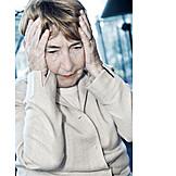 Senior, Doubts & Worry, Migraine