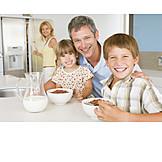 Essen & Trinken, Familie, Familienleben