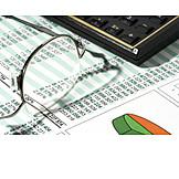 Money & Finance, Balance Sheet, Analysis, Spreadsheet