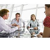 Teamwork, Meeting & Conversation, Meeting