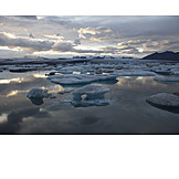 Ice, Glacier, Vatnajökull