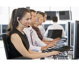 Office & Workplace, Call Center, Office Assistant, Open Plan Office