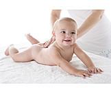 Baby, Pflege & Fürsorge, Eincremen