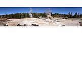 Geyser, Yellowstone national park