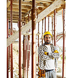 Construction worker, Craftsman