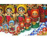 Doll, Matroschka