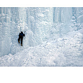Climbing, Mountaineering, Ice climbing