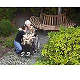 Care & Charity, Wheelchair