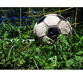 Soccer, Gate, Old