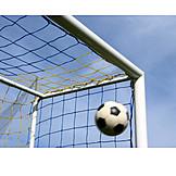 Soccer, Gate, Match, Goal