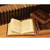 Literature, Library