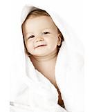 Baby, Towel, Toweling