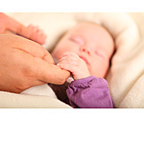 Baby, Care & Charity, Holding Hands