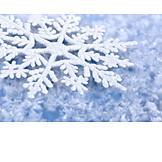 Winter, Ice Crystal, Snowflake