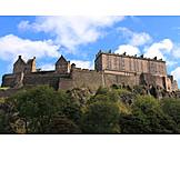 Edinburgh, Edinburgh castle
