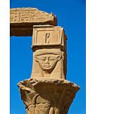 Close Up, Temple, Philae