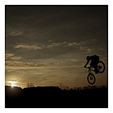 Extreme Sports, Jump, Cycling
