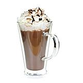 Whipped cream, Drinking chocolate, Hot chocolate