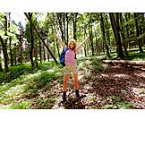 Hiking, Hiker, Freedom