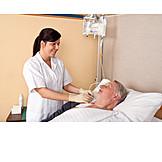 Care & Charity, Patient, Nurse