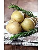 Rosemary, Potato