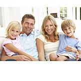 Domestic Life, Family, Portrait