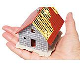 Immobilie, Bausparen, Eigenheim