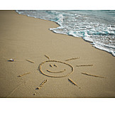Sun, Beach, Sand