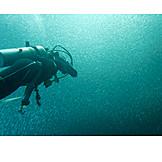 Diver, Diving