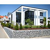 Architektur, Immobilie, Einfamilienhaus