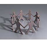 Togetherness, Teamwork, Friends