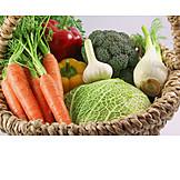 Vegetable, Basket