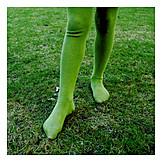 Grass, Pantyhose