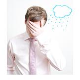 Sadness, Stress & Struggle, Rain Cloud