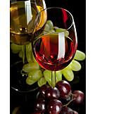 Genuss & Konsum, Wein, Weinglas