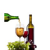 Genuss & Konsum, Wein, Einschenken