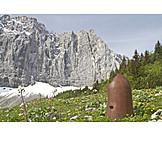 Karwendel, Hand grenade