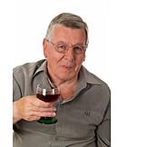 Senior, Indulgence & Consumption, Wine