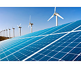 Energy, Green Electricity, Solar Plant, Solar Cell, Photovoltaic System