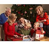 Christmas, Family, Christmas present