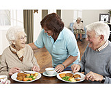 Eating & Drinking, Age, Nursing Home