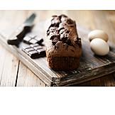 Cake, Chocolate cake, Sponge cake