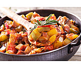 French cuisine, Ratatouille, Vegetable meal