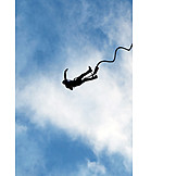 Action & Adventure, Extreme Sports, Falling, Bungee Jumping, Bungee Jumping
