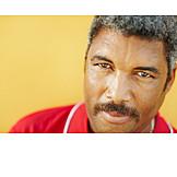 Man, Portrait, Cuban ethnicity