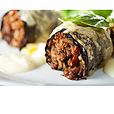 Cabbage roll, Dolmades