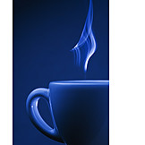 Coffee cup, Hot drink, Coffee smell
