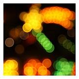 Christmas lights, Christmas market, Shooting star, Advent season