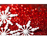 Christmas, Christmas Decorations, Ice Crystal, Frots Pattern, Snowflake