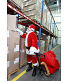 Christmas, Santa Clause, Christmas, Christmas Preparation